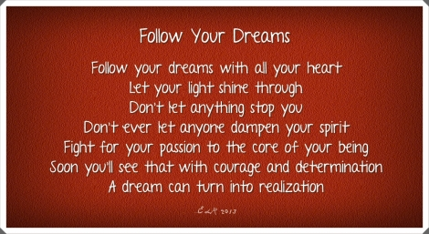 _followyourdreams