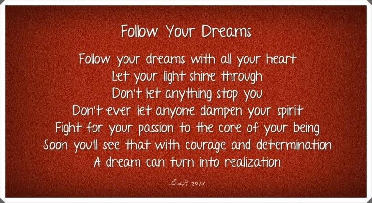 _followyourdreams