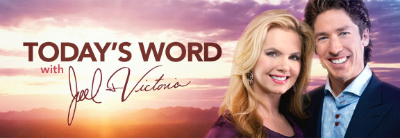 Today's Word with Joel & Victoria