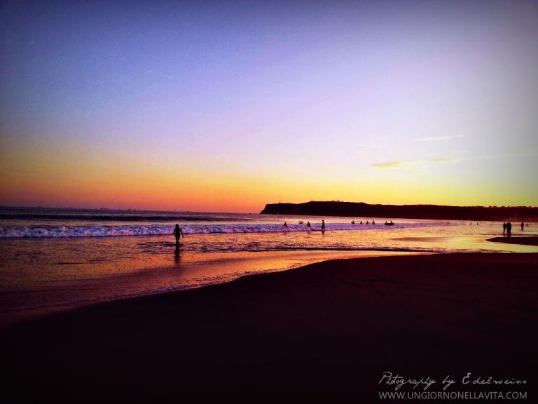 Summer Nights at the Beach