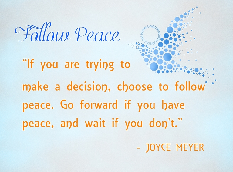 Follow Peace