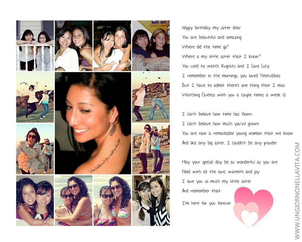 tag sister birthday poem