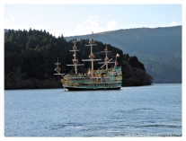 The Hakone Pirate Ship