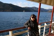 Just moi being a tourist! :D