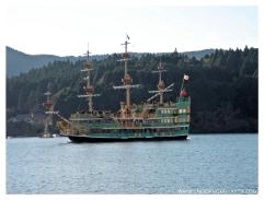 The Hakone Pirate Ship
