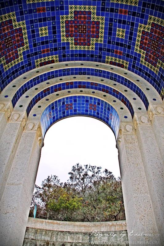 Wrigley Botanical Gardens at Catalina Island.