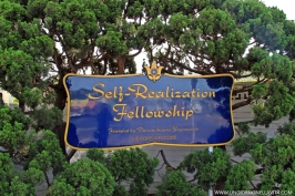 Welcome to the Self-Realization Fellowship Temple! :)