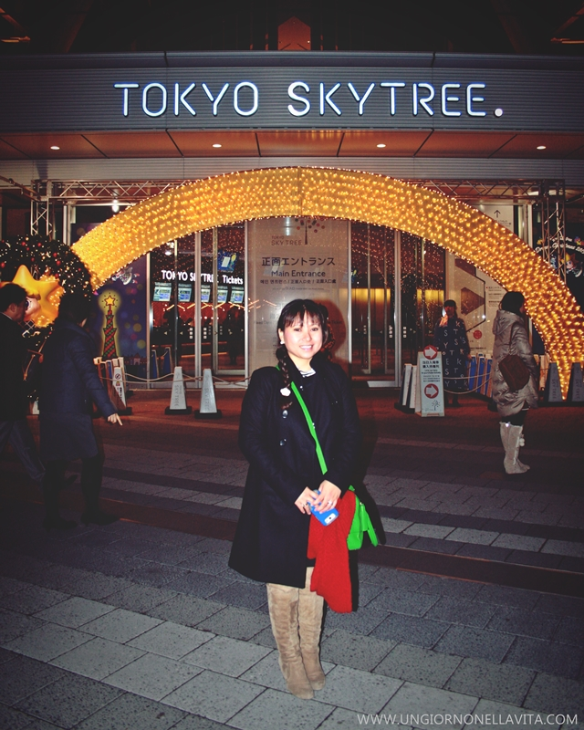 I will share more about my fun experience at Tokyo Skytree in my upcoming post. :)