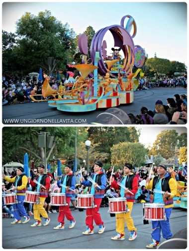 Welcome to the Soundsational Parade! :)