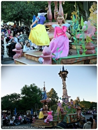 Snow White and Princess Aurora