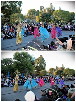 Aladdin Belly Dancers