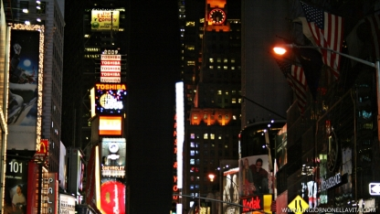 Time Square New Year's Eve
