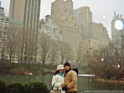 One of my favorite photos from taken at Central Park. <3