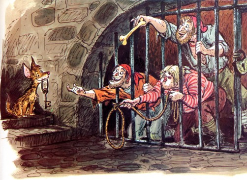 A Marc Davis artwork. Image Source: http://disneyandmore.blogspot.com/2010/04/pirates-of-caribbean-behind-scenes-part.html