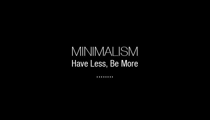 The Essence of Minimalism