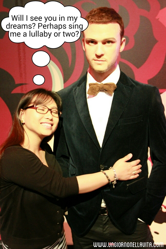 A girl can dream, right? Hahahaha! Shout out to all my fellow JT fans! :)