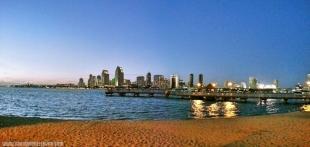 Beautiful San Diego, America's Finest City! 😍