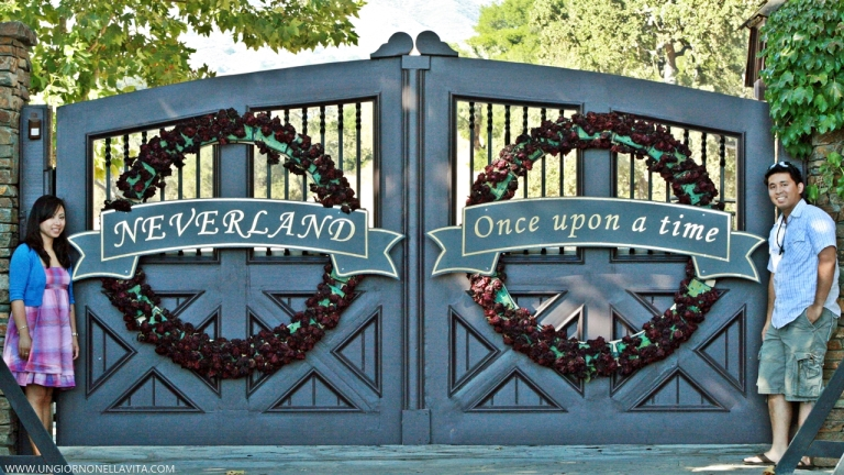 Neverland Ranch, Labor Day weekend 2009.
